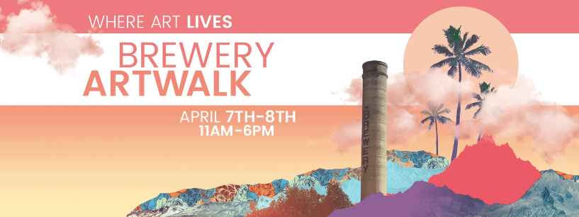 Spring 2018 Brewery Artwalk will be more than an art show; it will be an event complete with some of the area's best food trucks and a beer...