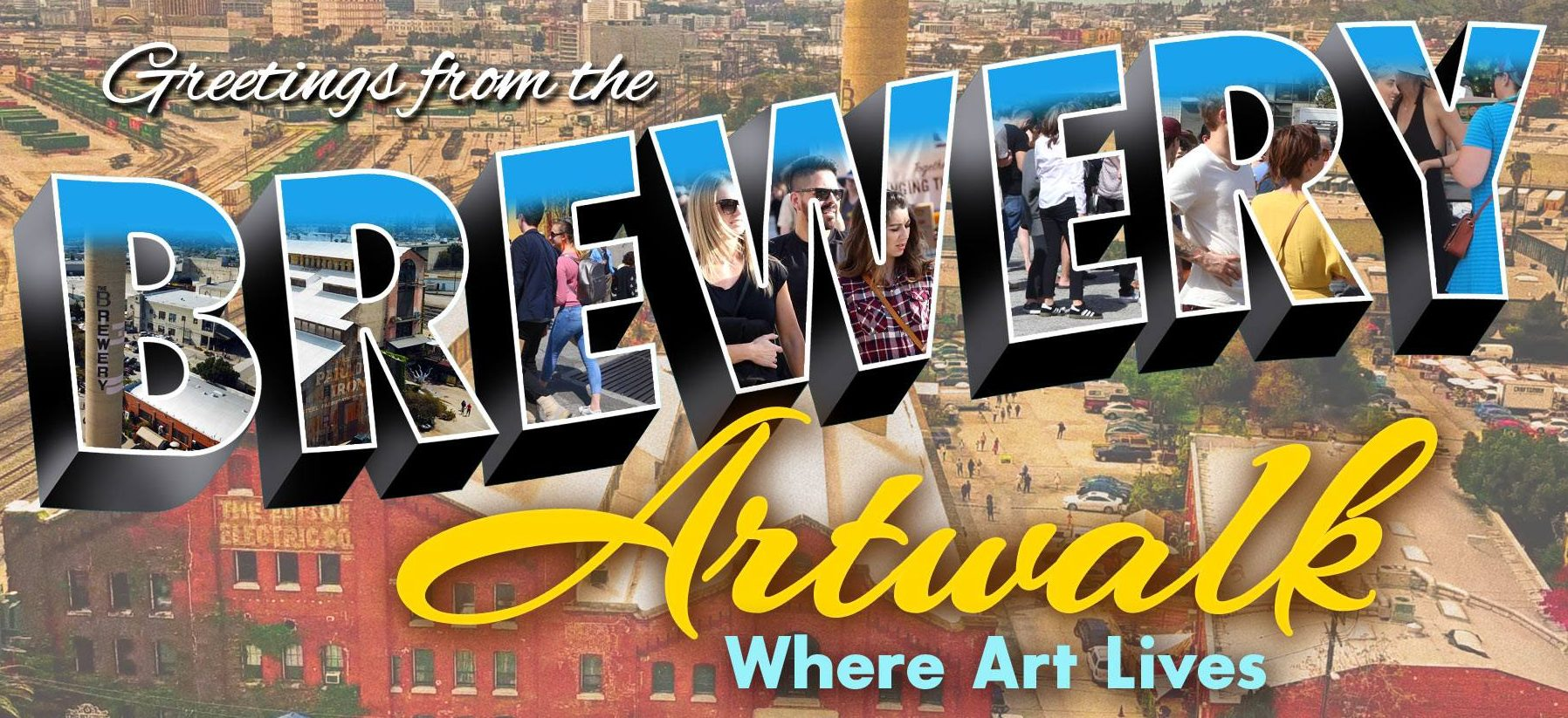 Fall 2018 Brewery Artwalk will be more than an art show. The free event is for those who want to discover one-of-a-kind treasures, explore how Los Angeles..