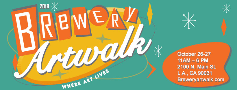 We'll be showing in Telemachus Studio for Fall 2019 Brewery Artwalk. The studio is located at 672 S. Ave. 21 Unit 2, Los Angeles, CA 90031.